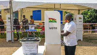 Ghanaians are Peacefully Casting Their Votes Across the Country