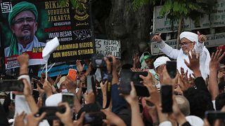 رزق شهاب، رهبر جبهه دفاع از اسلام در اندونزی