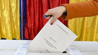 انتخابات در رومانی