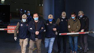 Gözaltına alınan gazeteciler