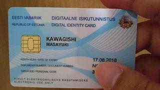 ویزای الکترونیکی صادره توسط دولت استونی