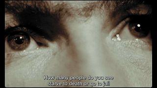 Un fotograma de la película 'Martin Eden' de Pietro Marcello