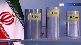 İran yapımı santrifüjler
