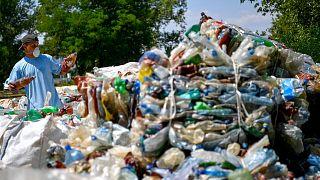 A Tisza hulladékmentesítése (illusztráció)