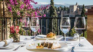 Gli itinerari gastronomici dell'Andalusia