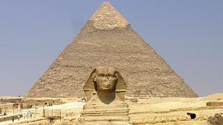 اهرام ثلاثه در مصر