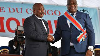 DR Congo opposition fights move to scrap shaky coalition