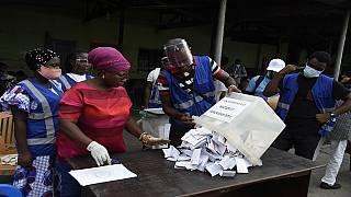 Ghana elections: Vote counting begins