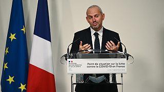 جيروم سالومون مدير عام القطاع الصحي في فرنسا