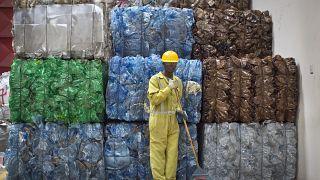 Nairobi-based Company Turns Plastic Waste into Eco-Friendly Bricks