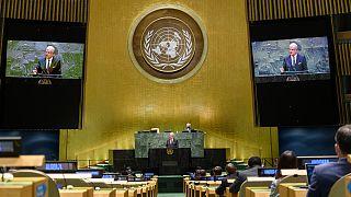 رئيس الجمعية العالمة للأمم المتحدة فولكان بوزكير