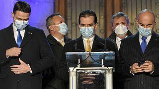 لودویچ اوربان، نخست وزیر مستعفی رومانی