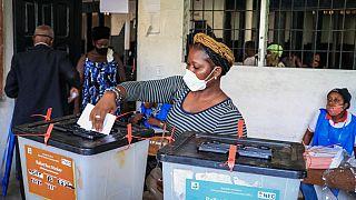 Liberia : 2,5 millions d'électeurs appelés aux urnes