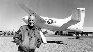 Yeager was the first pilot to break the sound barrier