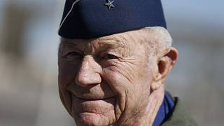 Supposed History-Making US War Pilot Dies at 97
