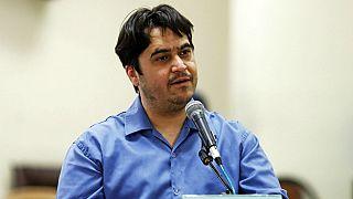 روحالله زم، موسس کانال تلگرامی آمدنیوز