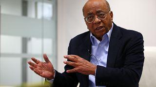 Mo Ibrahim Foundation Founder and Chair, Mo Ibrahim