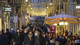 Vigoroso efecto yoyó en la zona euro en el tercer trimestre del año