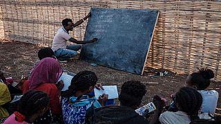 A Oum Raquba, l'éducation pour oublier la guerre