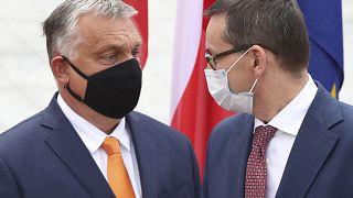 Hungria e Polónia ignoram ultimato sobre orçamento da UE