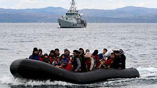 مهاجرت غیرقانونی در دریای مدیترانه