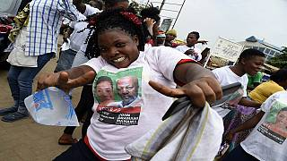 Ghanaians wait for results after peaceful vote