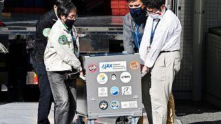 الكبسولة الفضائية اليابانية