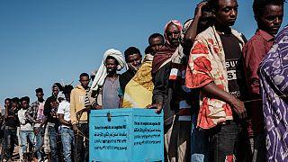 I rifugiati etiopi