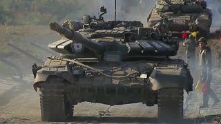EUA e China dominam mercado das armas
