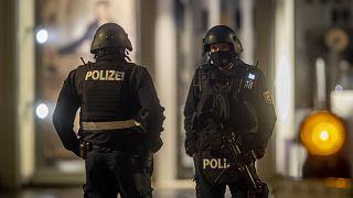 Alman polisi (arşiv)