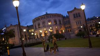 The email system of the Norweigian Parliament was targeted by hackers in August.