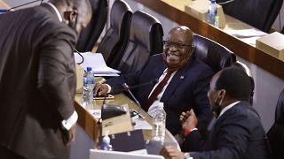 Le procès de Jacob Zuma de nouveau reporté