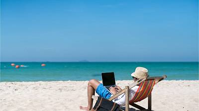 As 'work from home' transitions to 'work from anywhere', these are the best beach destinations for digital nomads
