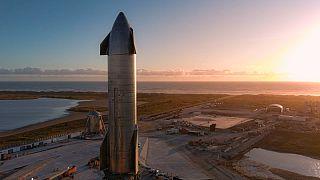 Starship SN8 - SpaceX
