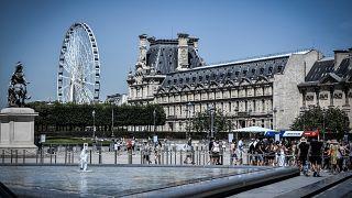 باريس. 2020/08/06