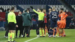 PSG-Başakşehir maçı