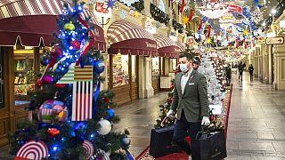 Il Natale di Mosca: tra misure anti-Covid e tradizioni