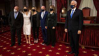أعضاء بمجلس النواب الأمريكي