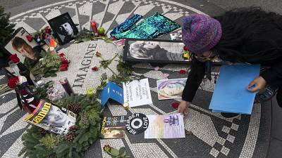 John Lennon Remembered on the 40-Year Anniversary of His Death