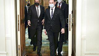 L'incontro a Mosca tra il ministro degli Esteri russo e una delegazione dell'Afd tedesco