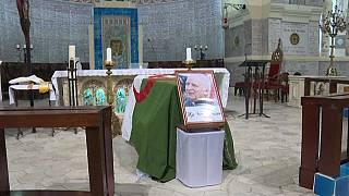 Funeral Held for Former Algiers Archbishop in Algeria