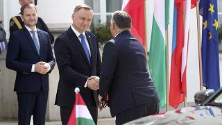 Acuerdo de última hora para levantar el veto húngaro y polaco al fondo de recuperación de la UE
