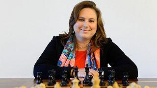 Judit Polgár en 2018