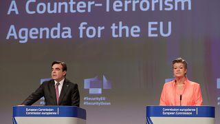 Propositions de la Commission européenne contre le terrorisme