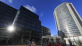 Sitz der Behörde in Amsterdam.