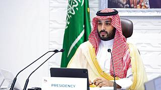 Suudi Veliaht Prens Bin Selman G20 Zirvesi'ne başkanlık ediyor