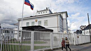 Посольство России в Копенгагене