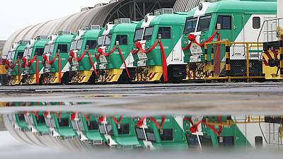 Nigeria commences Lagos-Ibadan railway operations