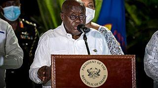 Présidentielle au Ghana : Nana Akufo-Addo réélu avec 51,59% des voix