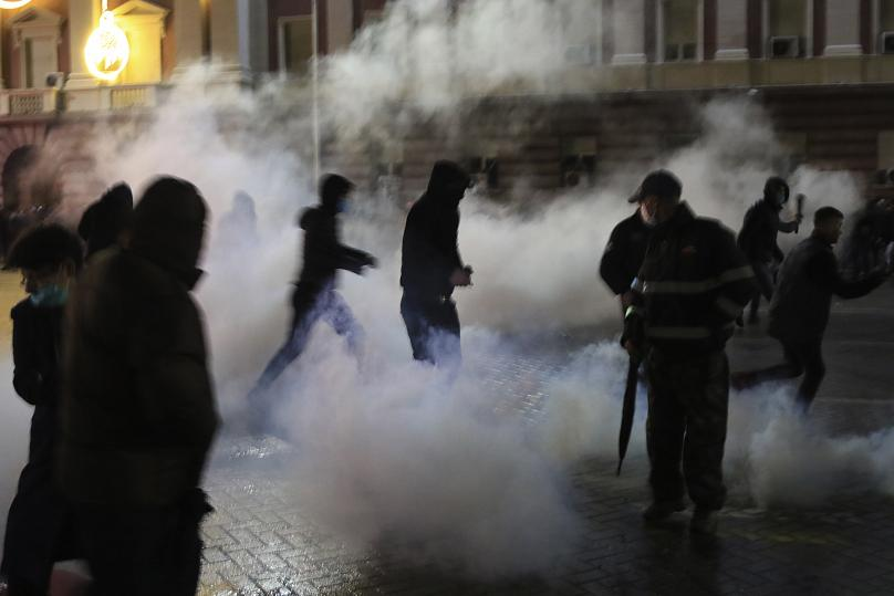 AP Photo/Hektor Pustina